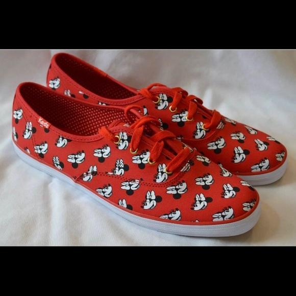 Keds Shoes | Keds Womens Disney Minnie